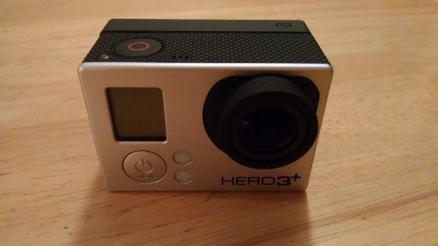 versatile camera GoPro